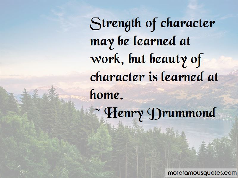 Henry Drummond Quotes Pictures 4