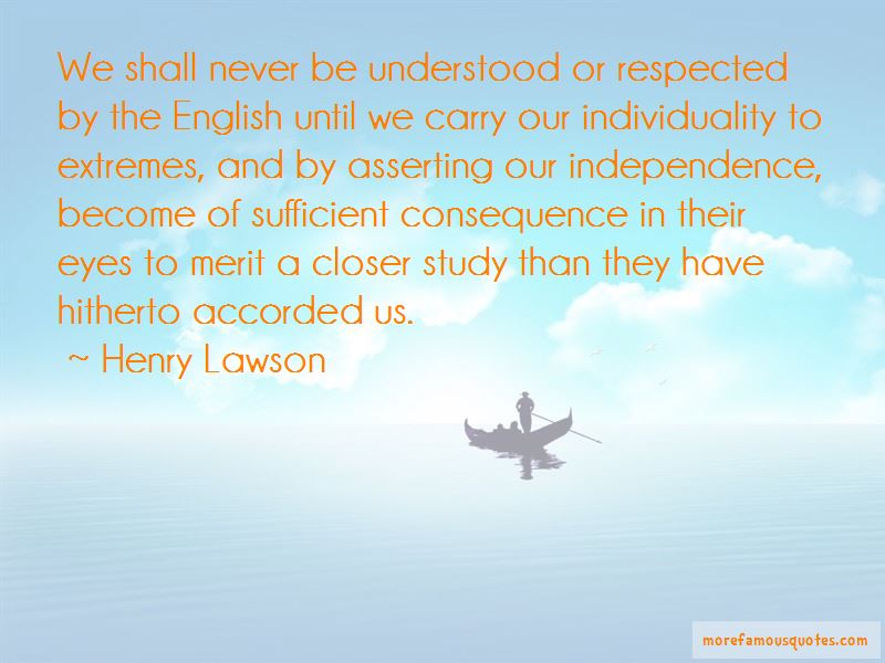 Henry Lawson Quotes Pictures 2