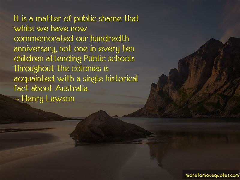 Henry Lawson Quotes Pictures 3