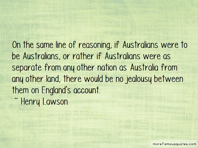 Henry Lawson Quotes Pictures 4
