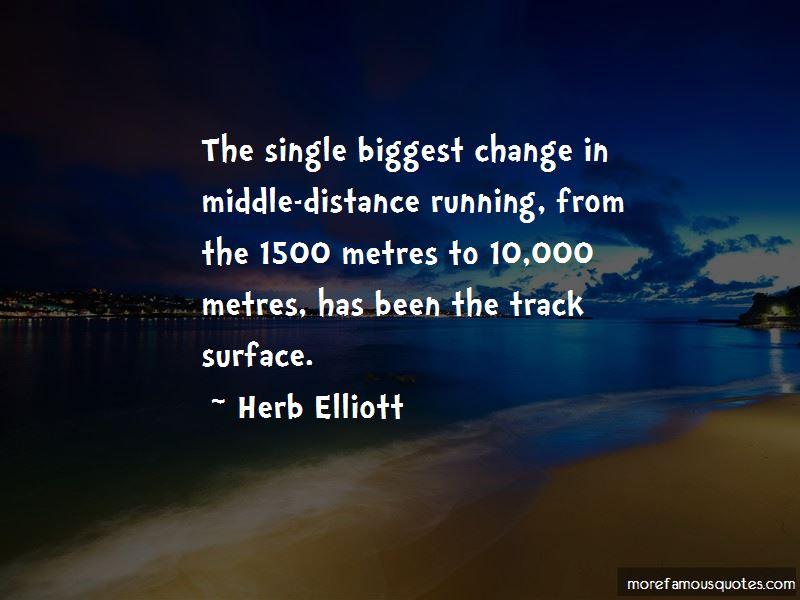 Herb Elliott Quotes Pictures 2