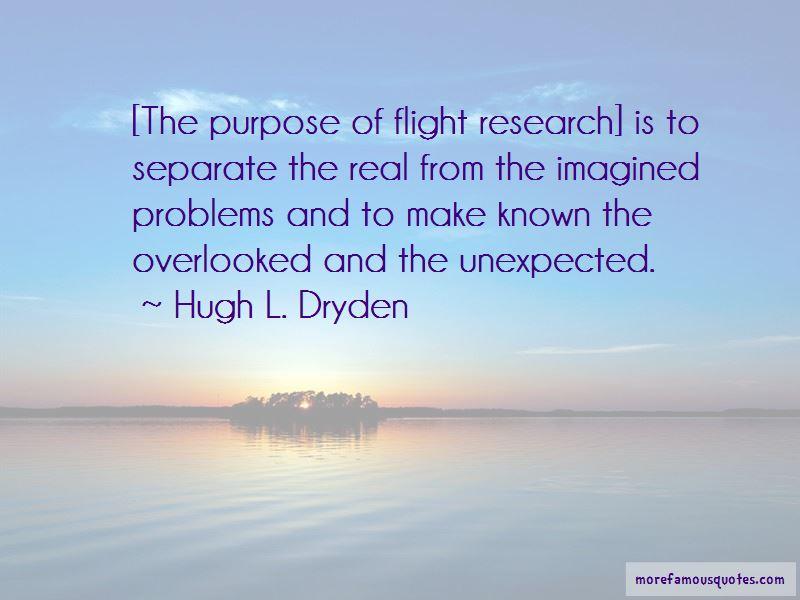 Hugh L. Dryden Quotes