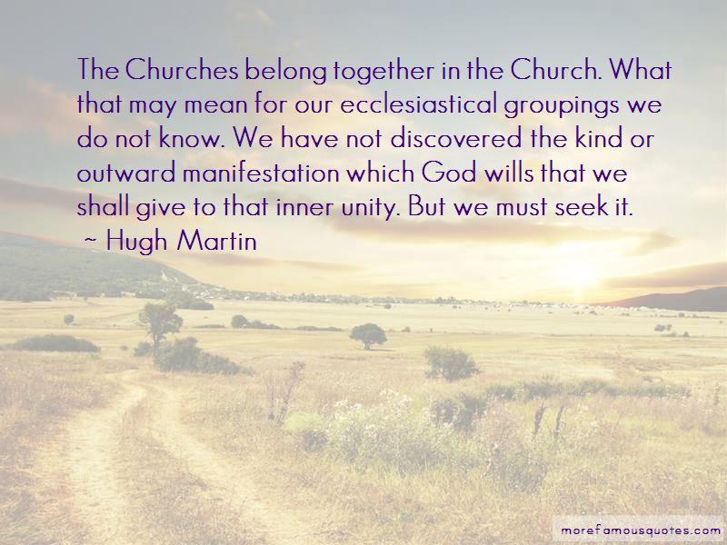 Hugh Martin Quotes Pictures 2