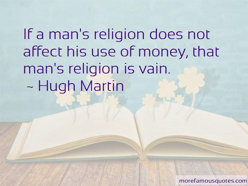 Hugh Martin Quotes