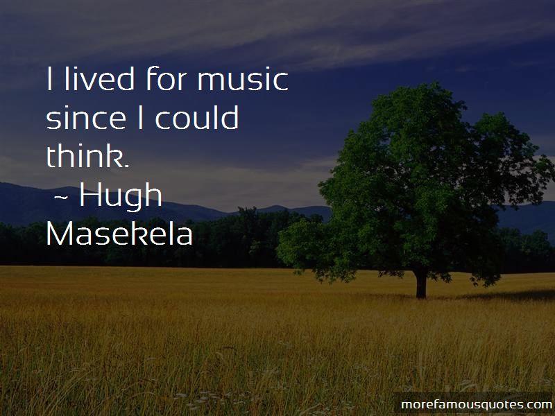 Hugh Masekela Quotes Pictures 2