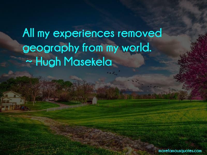 Hugh Masekela Quotes Pictures 3