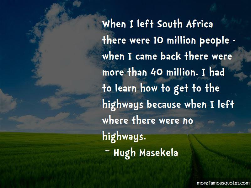 Hugh Masekela Quotes Pictures 4