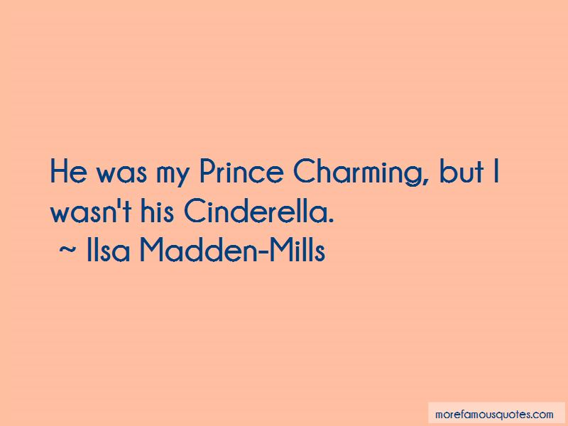 Ilsa Madden-Mills Quotes Pictures 4