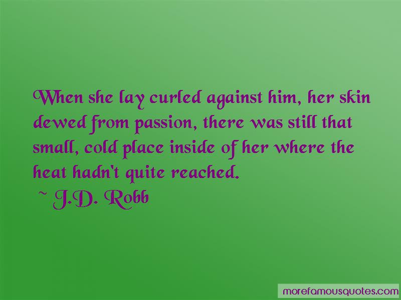 J.D. Robb Quotes Pictures 2