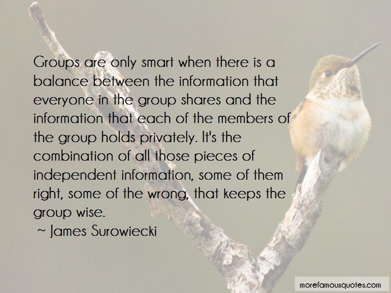 James Surowiecki Quotes Pictures 2