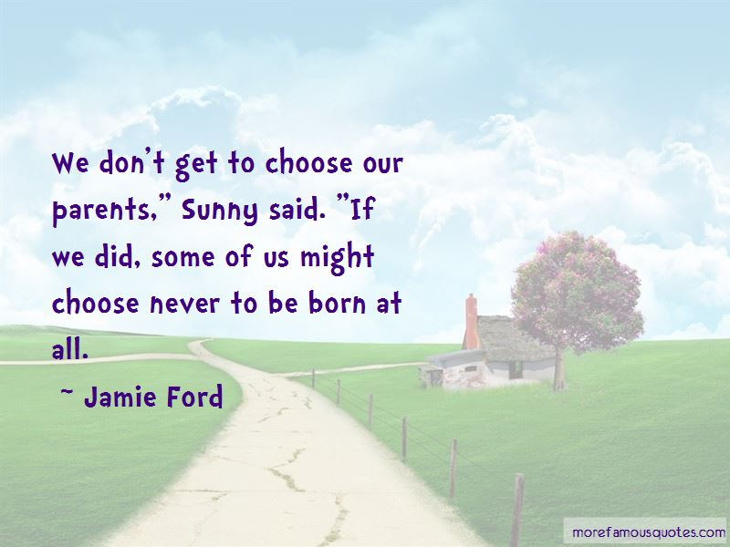 Jamie Ford Quotes Pictures 2