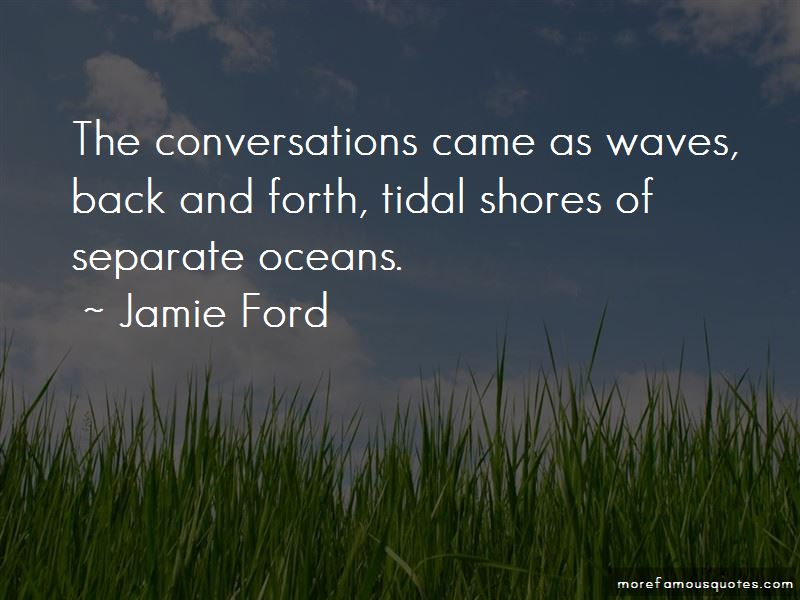 Jamie Ford Quotes Pictures 3
