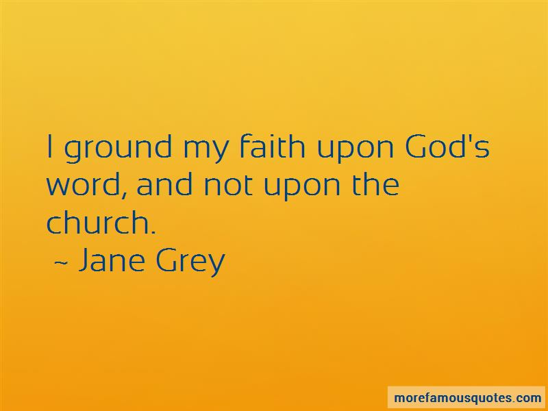 Jane Grey Quotes Pictures 3