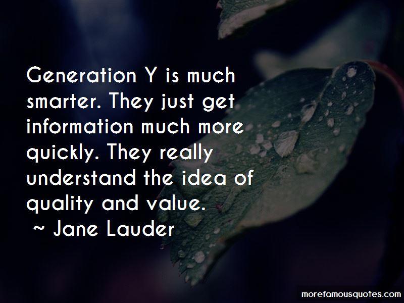 Jane Lauder Quotes Pictures 3