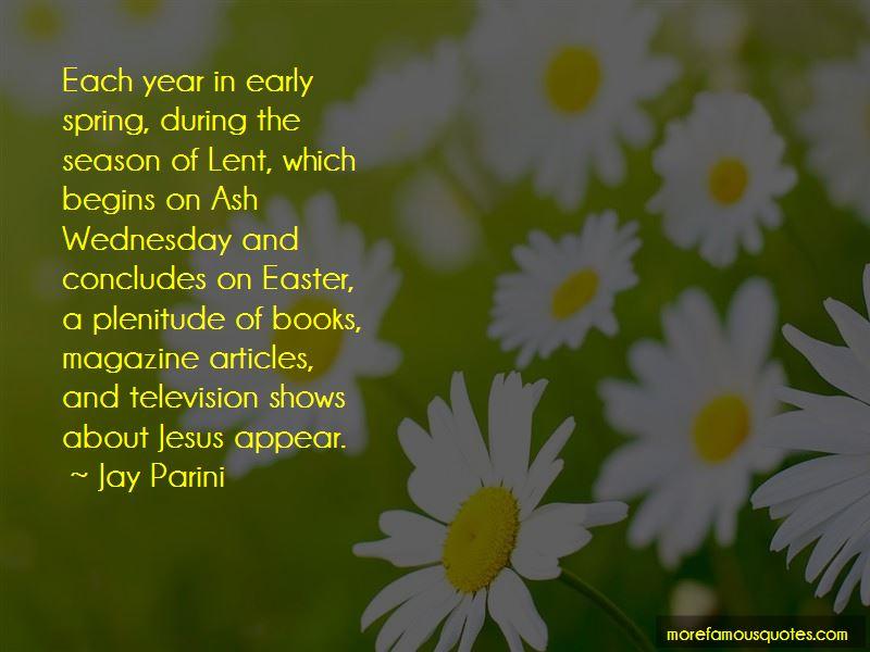 Jay Parini Quotes Pictures 3