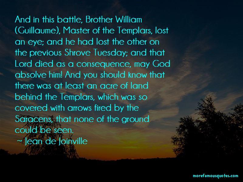 Jean De Joinville Quotes Pictures 2