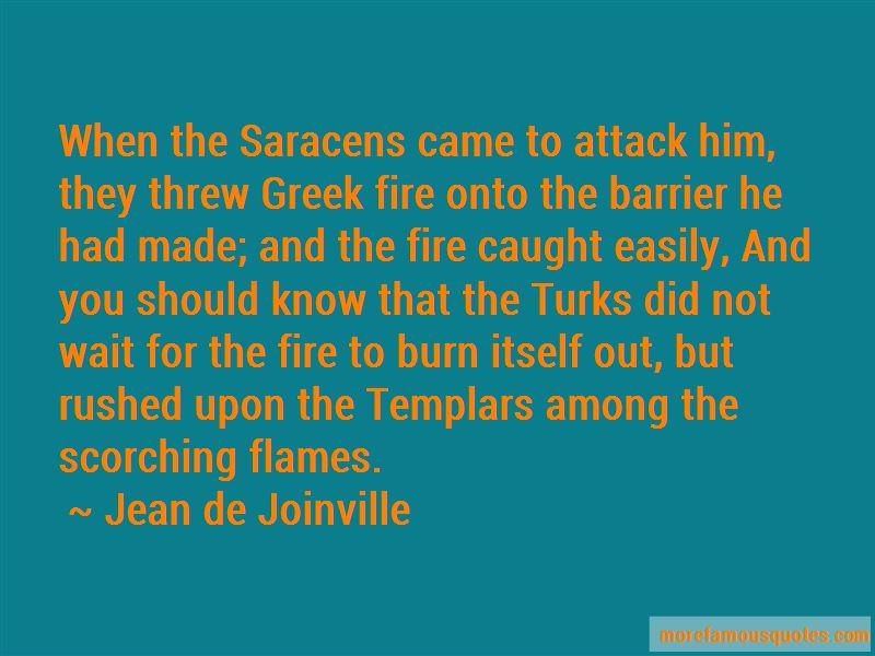 Jean De Joinville Quotes