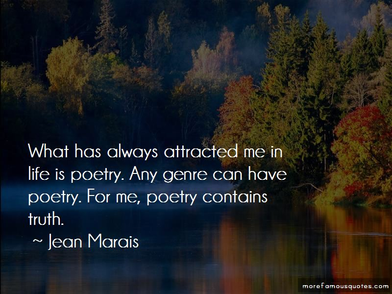 Jean Marais Quotes Pictures 2