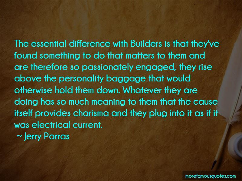 Jerry Porras Quotes Pictures 2
