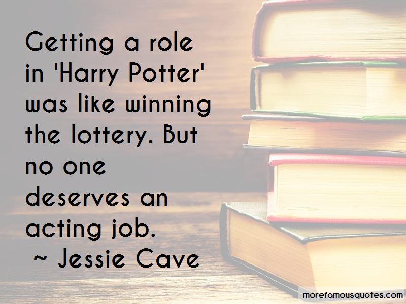 Jessie Cave Quotes