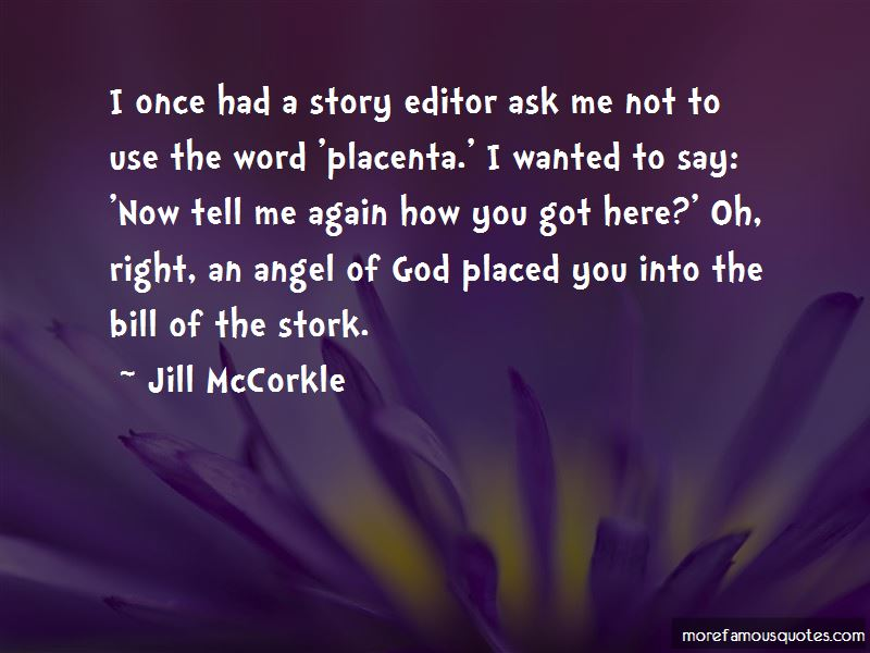 Jill McCorkle Quotes Pictures 2