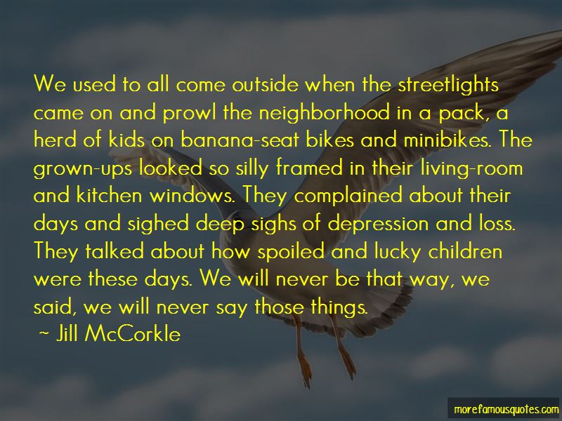 Jill McCorkle Quotes Pictures 3