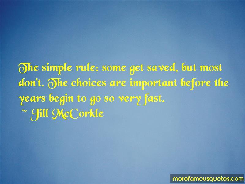 Jill McCorkle Quotes
