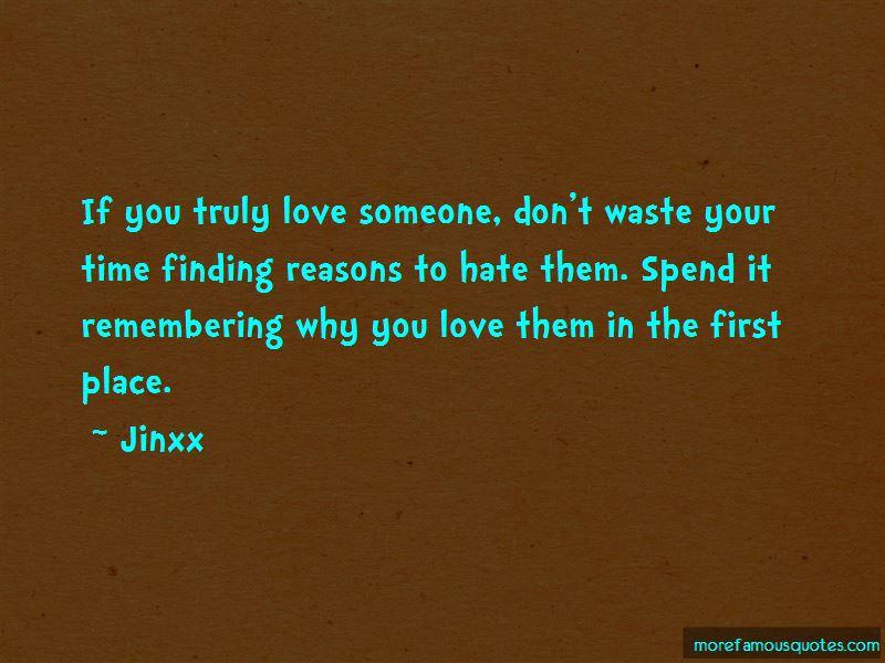 Jinxx Quotes