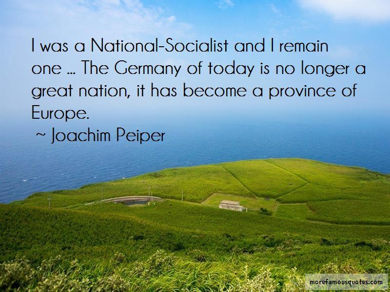Joachim Peiper Quotes Pictures 3