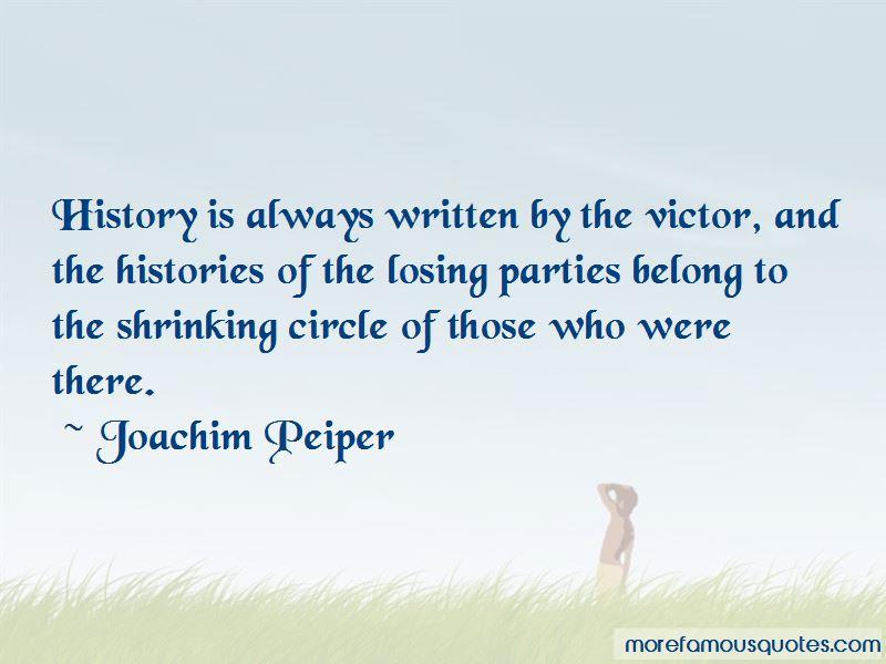Joachim Peiper Quotes Pictures 4