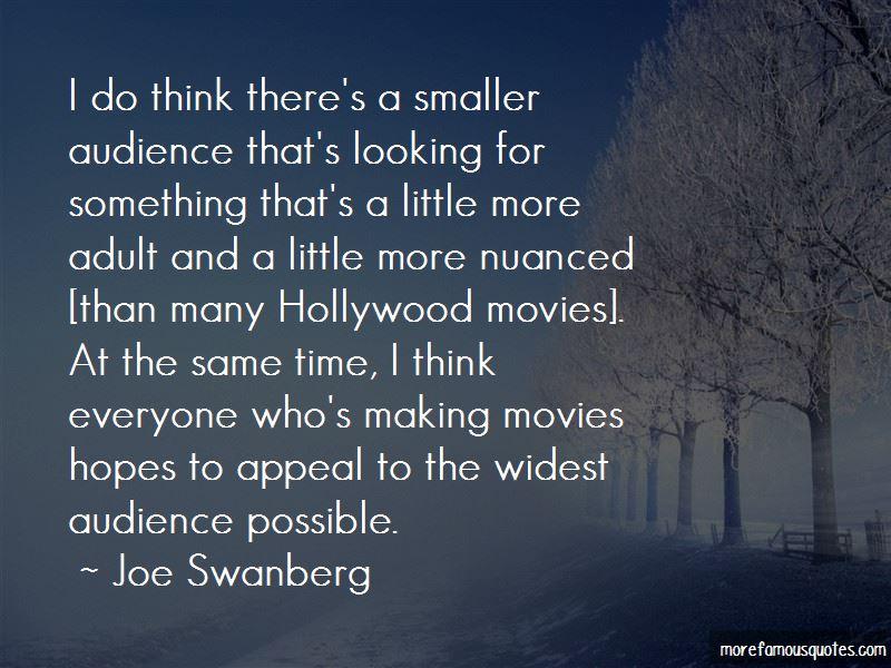 Joe Swanberg Quotes Pictures 4