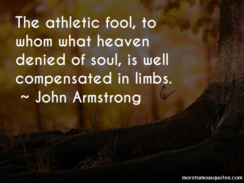 John Armstrong Quotes