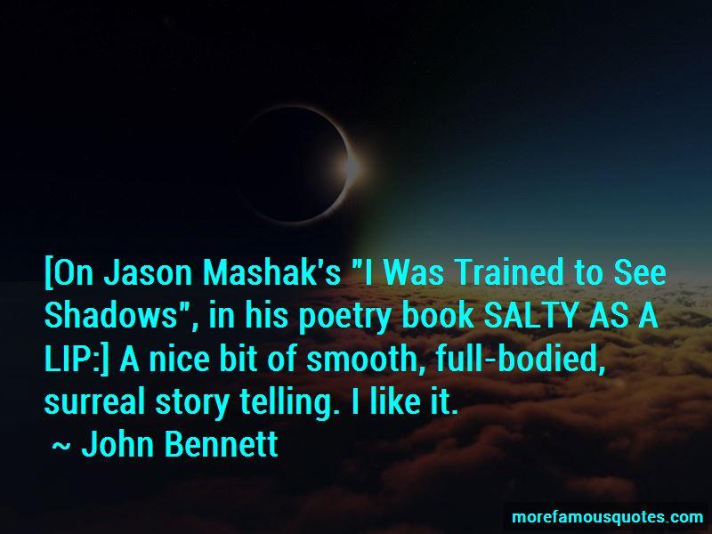 John Bennett Quotes