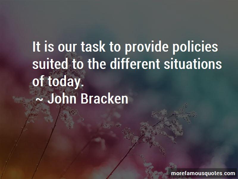 John Bracken Quotes Pictures 2