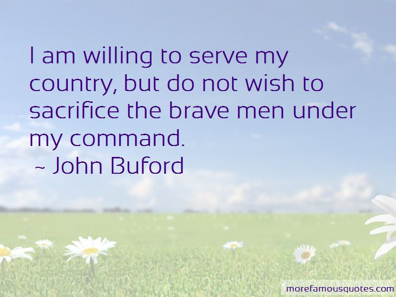 John Buford Quotes Pictures 3