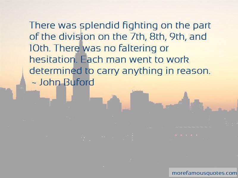 John Buford Quotes