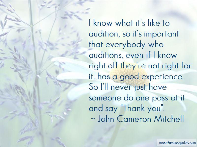 John Cameron Mitchell Quotes