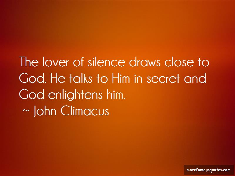 John Climacus Quotes Pictures 4