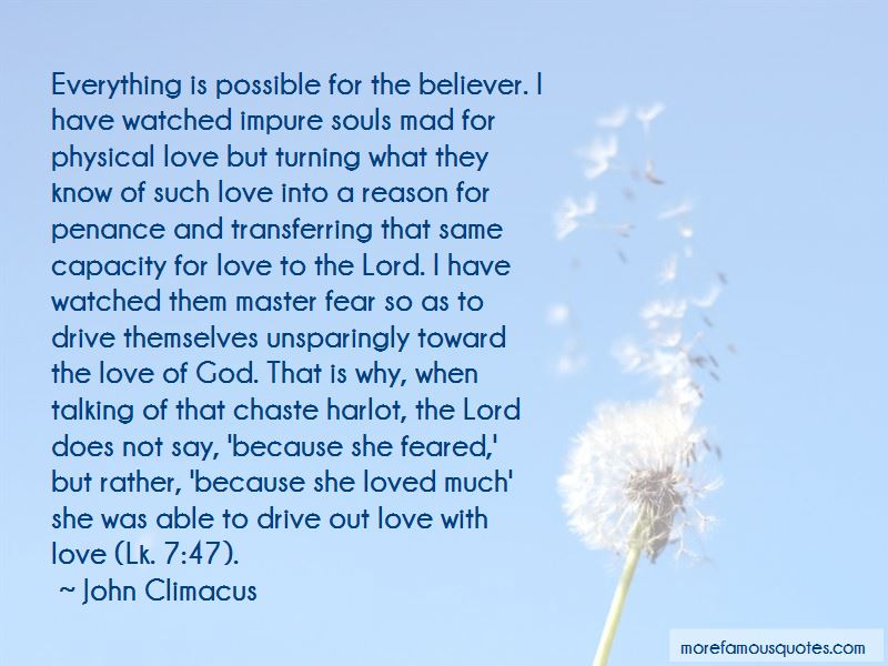 John Climacus Quotes