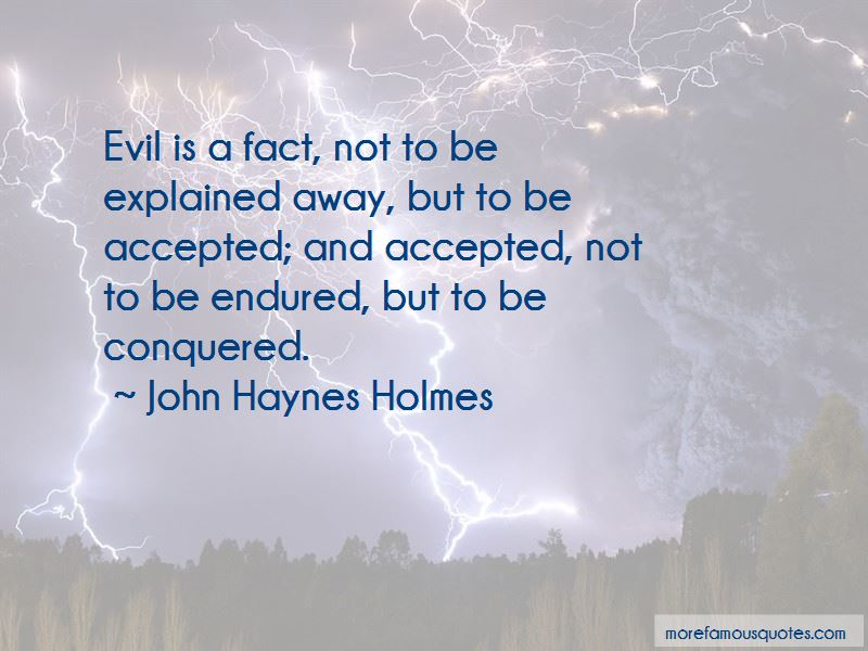 John Haynes Holmes Quotes Pictures 3