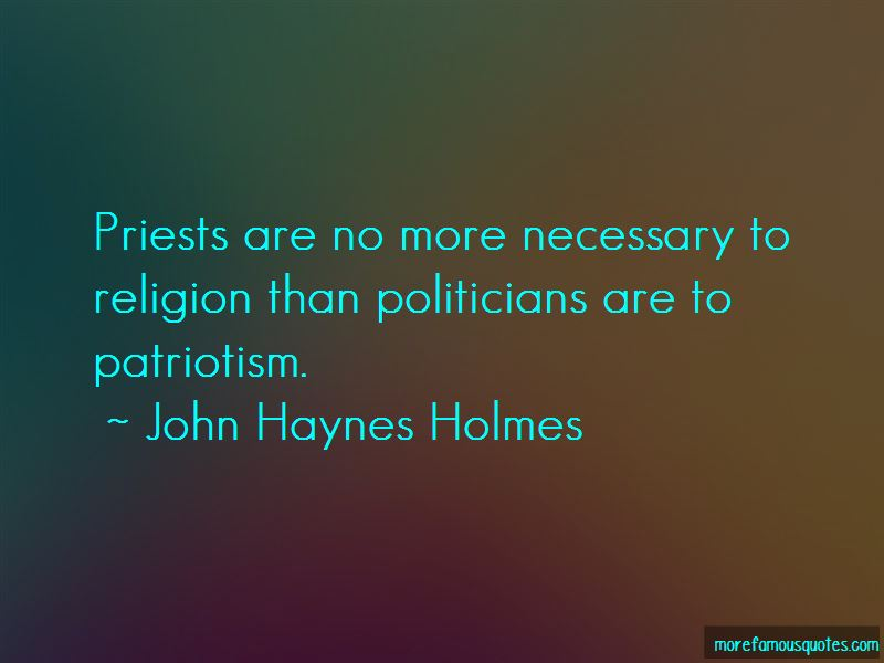 John Haynes Holmes Quotes Pictures 4