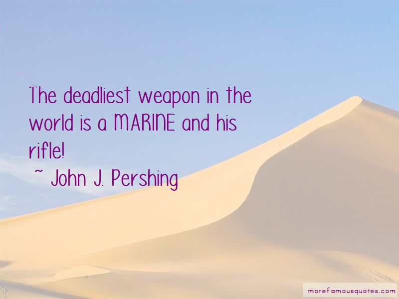 John J. Pershing Quotes Pictures 2