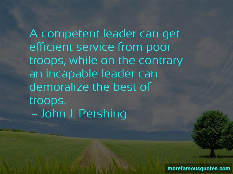 John J. Pershing Quotes Pictures 3