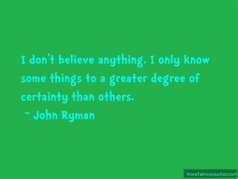 John Ryman Quotes Pictures 2
