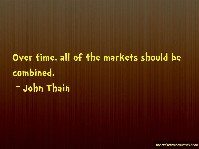 John Thain Quotes Pictures 2