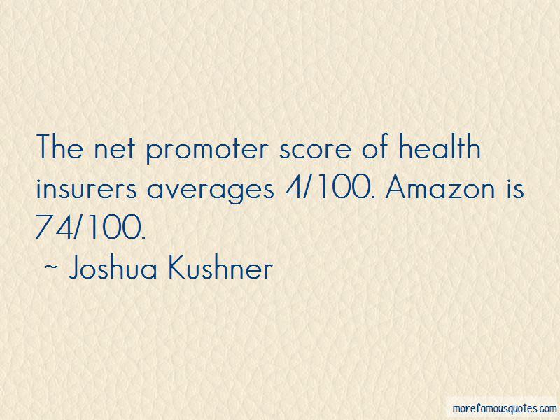 Joshua Kushner Quotes Pictures 4