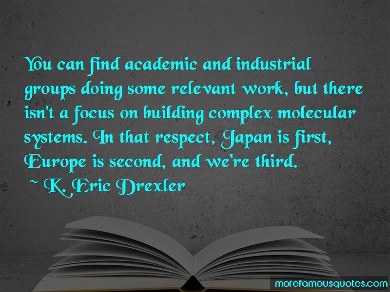 K. Eric Drexler Quotes Pictures 3