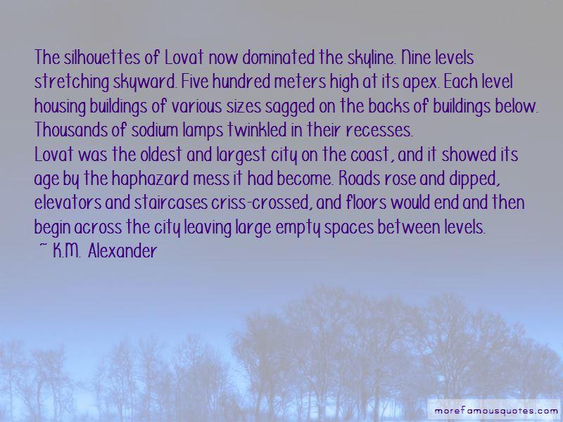 K.M. Alexander Quotes Pictures 2