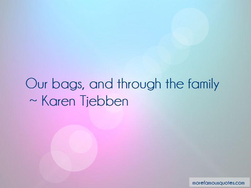 Karen Tjebben Quotes Pictures 2