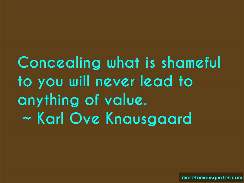 Karl Ove Knausgaard Quotes Pictures 2